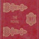 1980 Fern Ridge Junior Middle High School The Royal Yearbook Elmira Oregon
