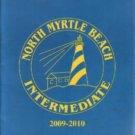 2010 North Myrtle Beach Intermediate School Yearbook Little River South Carolina