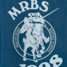 1998 Macon Road Baptist School Yearbook Memphis Tennessee