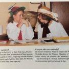 1992 Wausau West High School Aurora Yearbook Wisconsin Marisa Mayer Junior Year