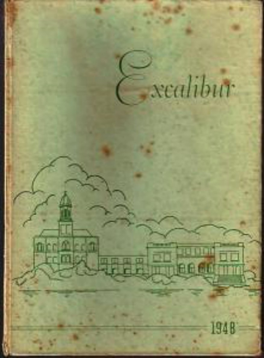 1948 COLLEGE OF THE HOLY NAMES OAKLAND YEARBOOK