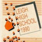 1990 LEIGH HIGH SCHOOL YEARBOOK SAN JOSE CALIFORNIA