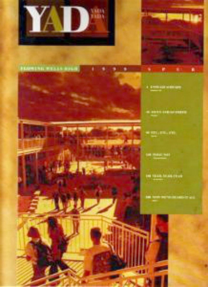 1999 Flowing Wells High School Spur Yearbook Tucson