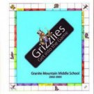 2003 Granite Mountain Middle School Yearbook Arizona
