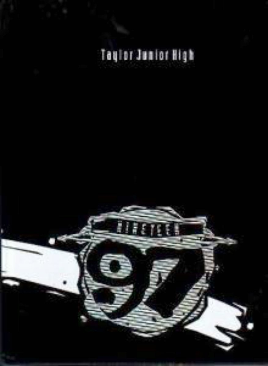 1997 Taylor Junior High School Yearbook Mesa Arizona