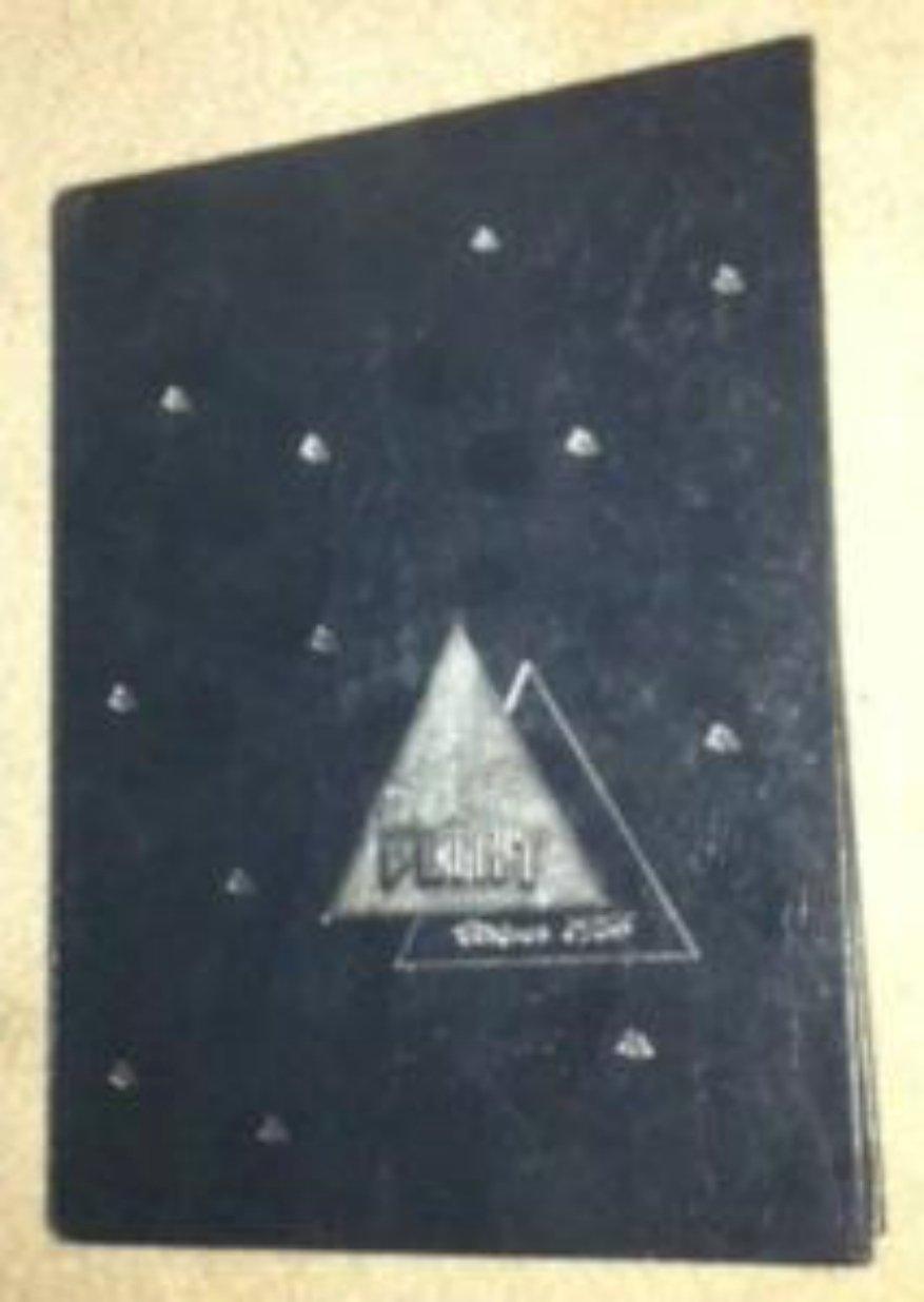 1986 Serrano Intermediate School Yearbook ~ El Toro Cal