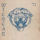 1971 Warner Intermediate School Wildcat Yearbook Westminister California