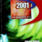 2001 Jefferson Middle School Yearbook San Gabriel California