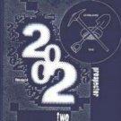 2002 Sutter Middle School Prospector Yearbook Sacramento California