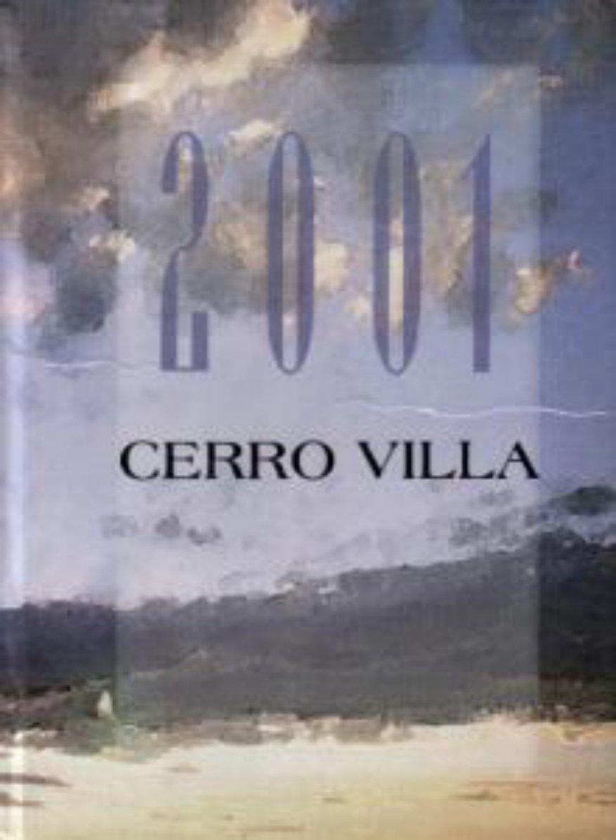 2001 Cerro Villa Middle School Yearbook Villa Park California