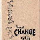 2000 Trinity Lutheran Christian School Yearbook Anaheim California