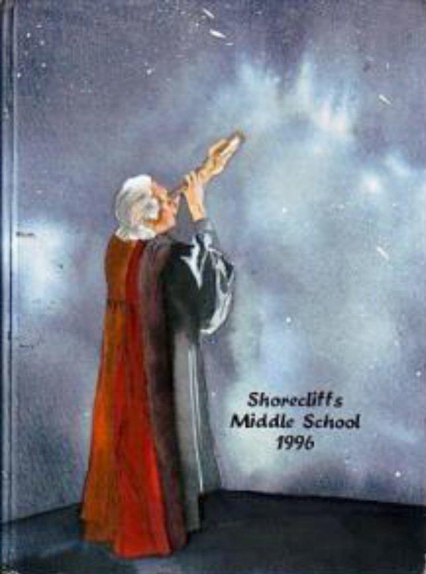 1996 SHORECLIFFS MIDDLE YEARBOOK San Clemente Calif