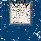 1994 Fairmont Private Schools Yearbook Four Campuses Anaheim Yorba Linda California