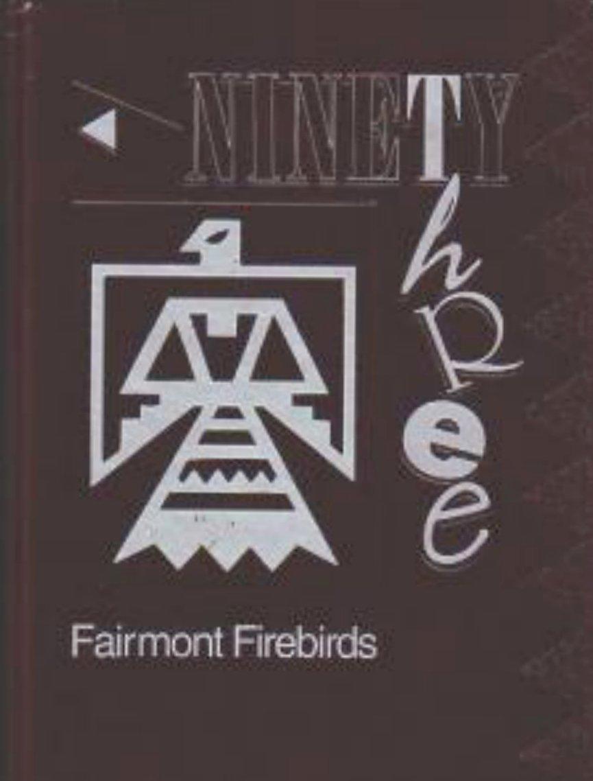 1993 FAIRMONT PRIVATE SCHOOLS Yearbook  California