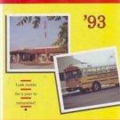 1993 Tevis Junior High School Yearbook ~ Bakersfield CA