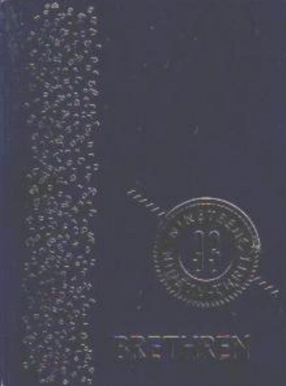 1993 Brethren Elementary  Junior High School Yearbook