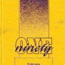 1991 Fulton Junior High School Yearbook Fountain Valley  Cal