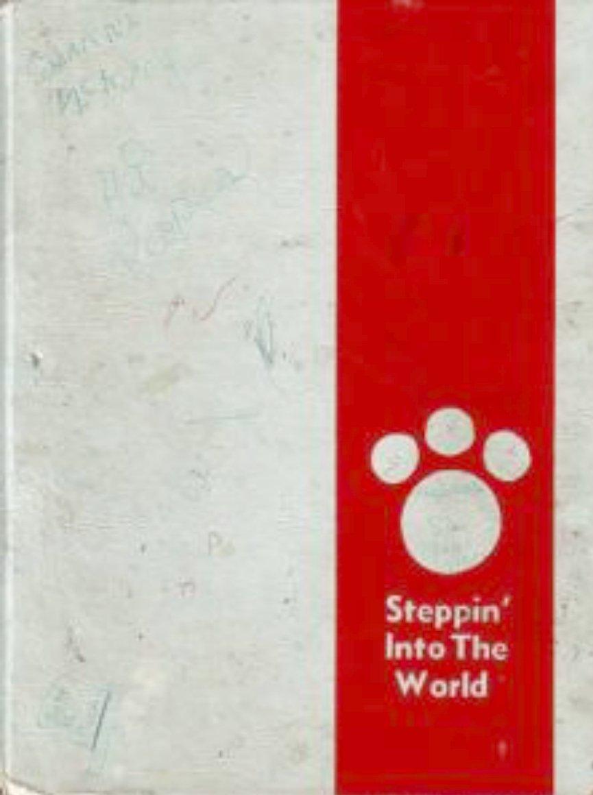 1986 Jurupa Middle Junior High School Yearbook ~ Calif