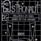 1986 Robert A Millikan Jr Junior High School Astronaut Yearbook Sherman Oaks California