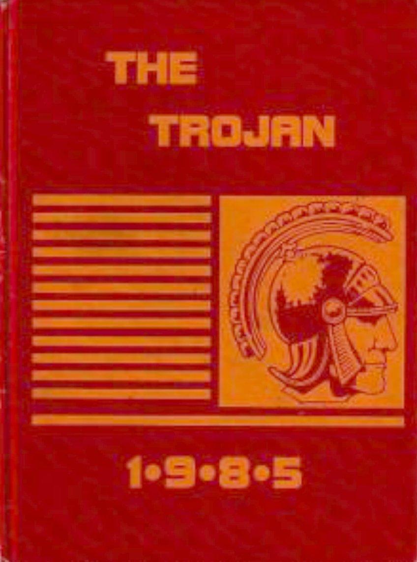 1985 Shandin Hills Junior High School Yearbook  Calif