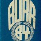 1984 John Burroughs Junior High Yearbook  LA California