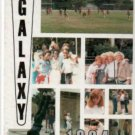 1984 George Ellery Hale Junior High School Galaxy Yearbook Woodland Hills California
