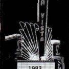 1983 Dodson Jr Junior High School La Vista Yearbook San Pedro California
