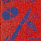 1982 Washington Junior Jr High Tomahawk Yearbook La Habra California