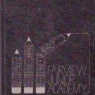 1981 Fairview Junior Academy Impact Yearbook ~ Highland