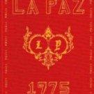 1975 La Paz Intermediate School Yearbook Mission Viejo