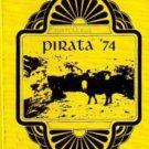 1974 La Paz Intermediate School Yearbook Mission Viejo