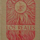 1973 Katherine Edwards School Los Reales Yearbook Whittier California