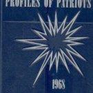 1968 La Palma Junior High School Profiles Of Patriots Yearbook Buena Park California