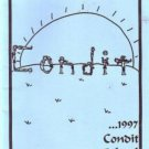 1997 Condit Elementary School Condors Yearbook Claremont California
