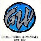 1993 George White Elementary School Knights Yearbook Laguna Niguel California