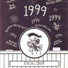 1999 McParland Elementary School Yearbook Manteca Calif