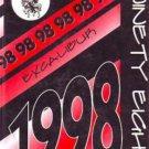 1998 George McParland Elementary School Excalibur Yearbook Manteca California