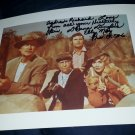Donna Douglas Signed 8x10 Color Photograph Beverly Hillbillies