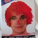 Wig Rag Doll  Boy Elf  Adult Red Yarn  Comfortable Forum