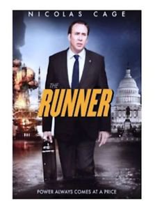 The Runner DVD Movie, Nicolas Cage (2015)  Drama, Widescreen