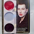 Makeup Palette Red Grey Black Mehron Quality USA Made