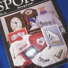 Sports Cross Stitch Patterns Stony Creek Collection Bk. 46
