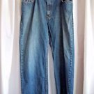 Levi Strauss Blue Jeans Style 559 Relaxed Straight  Waist 38 Inseam 30