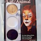 Makeup Gold Black and White Animal  Makeup Palette  Mehron Quality USA Made