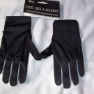 Child Black  Gloves Stretch Polyester Comfort Dressy Children's