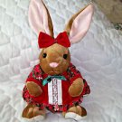 Toy Easter Rabbit The Velveteen Rabbit Collectible Target 1995