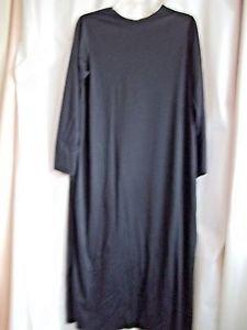 Robe Black Child 12-14 Rubies Costume  USA Made