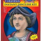 Medevial Costume Kit Christopher Columbus Instant Disguise Kit History