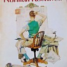 """Norman Rockwell  PRINTS 102 Favorite Paintings  8 3/4"""" x 11 1/4"""" Hard Cover"""