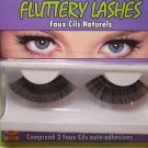 Rubies Eyelashes Fluttery Lashes Natural Self Adhesive